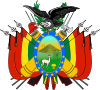 coat of arms Bolivia