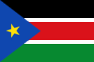 flag South Sudan