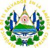 coat of arms El Salvador