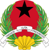 coat of arms Guinea-Bissau