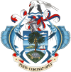 coat of arms Seychelles