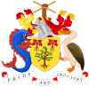 coat of arms Barbados
