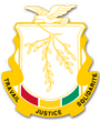 coat of arms Guinea
