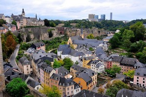 какая столица у люксембурга