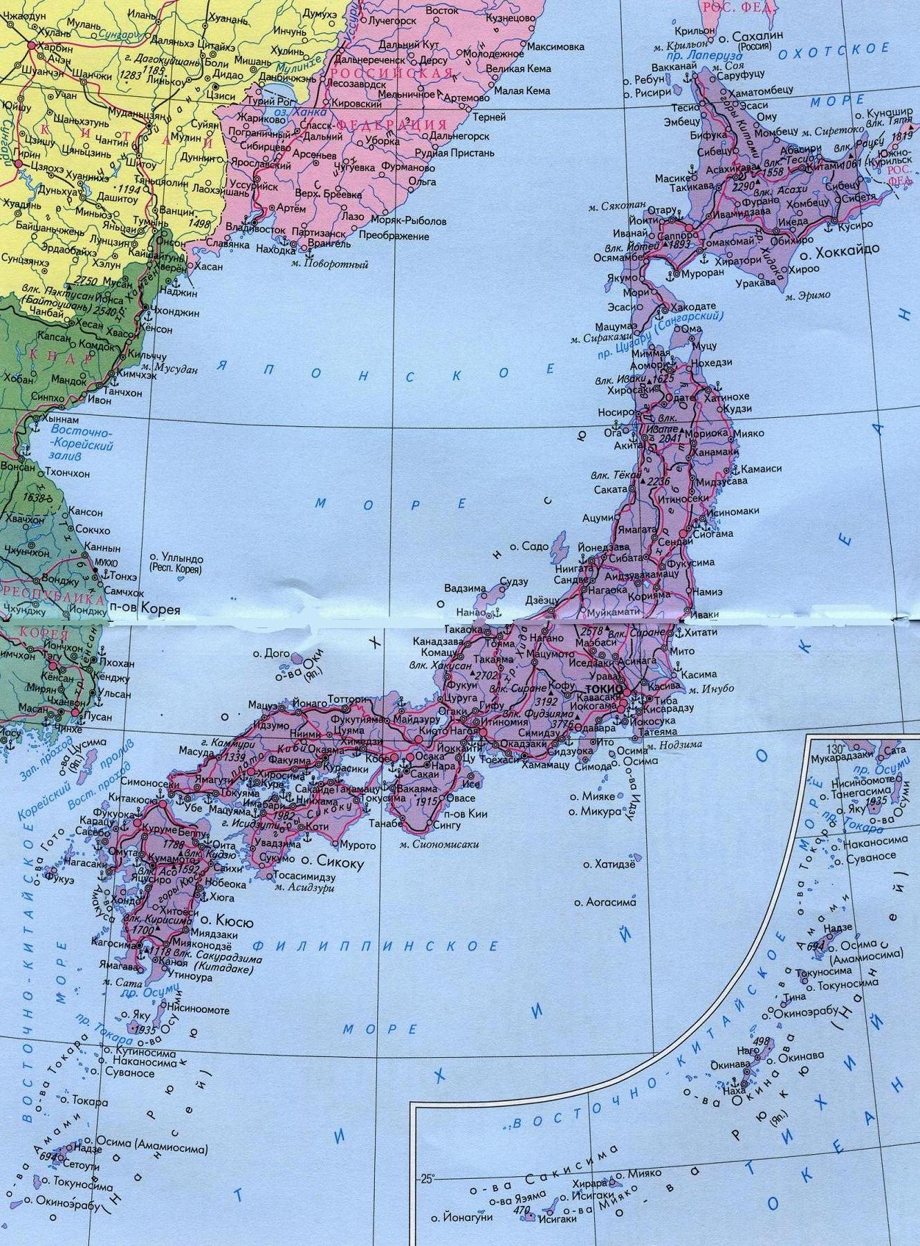 какое место занимает япония по площади где самая маленькая ставка по кредиту